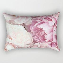 A bunch of peonies Rectangular Pillow