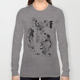 Caught In-Between Long Sleeve T-shirt