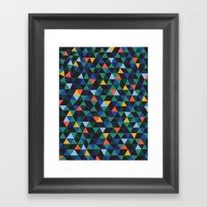 Old Hype Framed Art Print