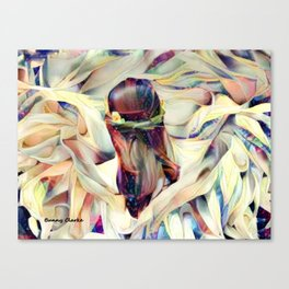 In the Arms of an Angel Canvas Print
