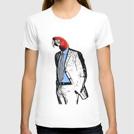 Mr. Birdhead T-shirt