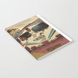 Train Graveyard Notebook