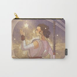Lady of Light III Carry-All Pouch
