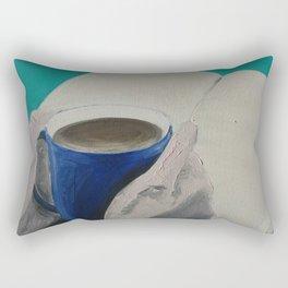 Comfort (Coffee Break) Rectangular Pillow