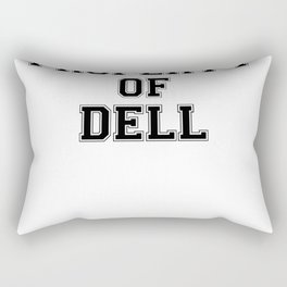 Property of DELL Rectangular Pillow