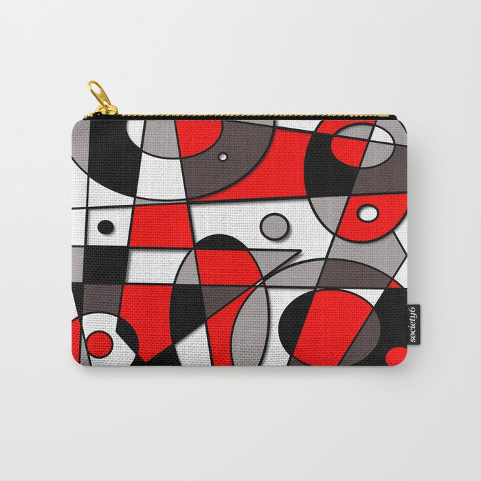Abstract #44 Carry-All Pouch