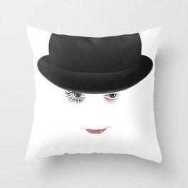 All seeing eye Throw Pillow