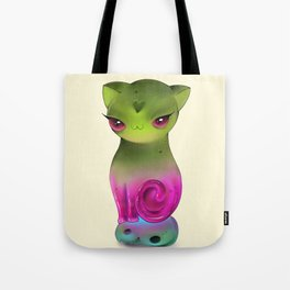 kitten-candy Tote Bag