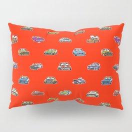Crazy Car Art 0159 Pillow Sham