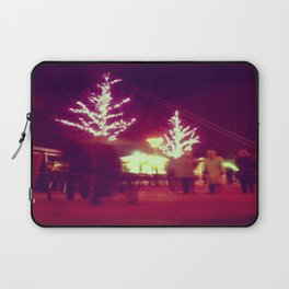 Pink trees Laptop Sleeve