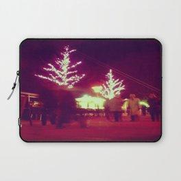 Pink trees Laptop Sleeve