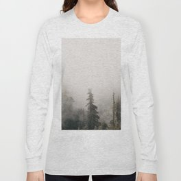 Forbidden Forest - Wanderlust Nature Photography Long Sleeve T-shirt