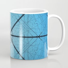 Tower Symmetry Coffee Mug