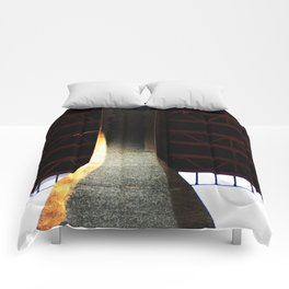 Hell's Gate Comforters