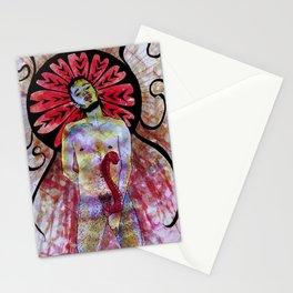 Snake Heart II Stationery Cards
