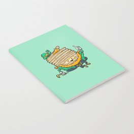 St Patricks Cakes Notebook