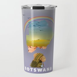 Botswana Travel Mug