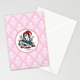 Alice in Wonderland | The Mad Hatter Stationery Cards