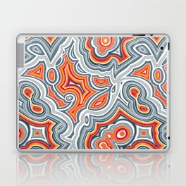Crazy Lace Agate Laptop & iPad Skin