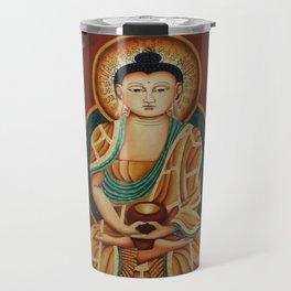 The Buddha of Infinite Light Travel Mug