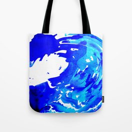 Save The Water Watercolour Tote Bag
