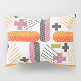 Pluses and minuses Pillow Sham