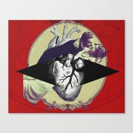 Corazón Puro Canvas Print