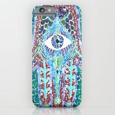 hamsa - glass Slim Case iPhone 6s