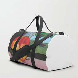 Peachy Keen Duffle Bag