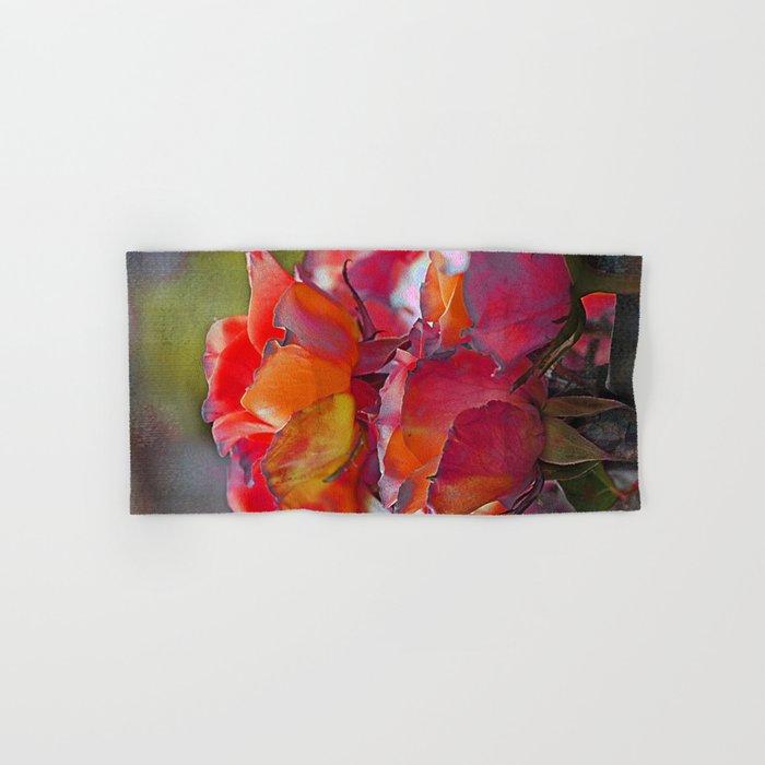Romantic roses(9). Hand & Bath Towel