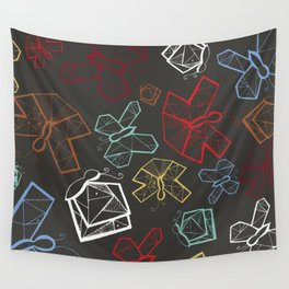 stranger flies Wall Tapestry