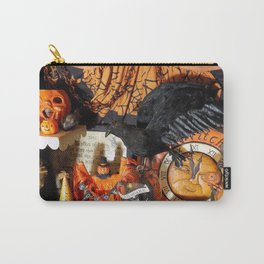 Magical Halloween Menagerie Carry-All Pouch