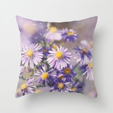 Sweet Morning Throw Pillow