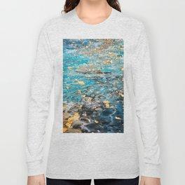44.5130° N, 64.2887° W Long Sleeve T-shirt