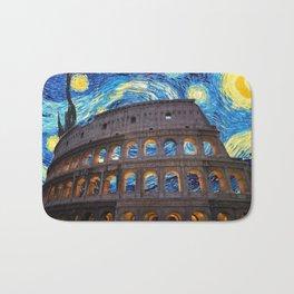 Colosseo Starry Night Bath Mat