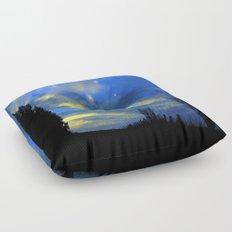 Starry sky Floor Pillow