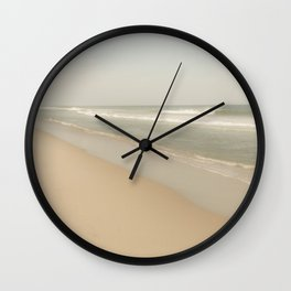On The Shore Wall Clock