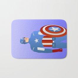 Capt. America Bath Mat