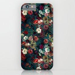 Night Garden Gr iPhone Case