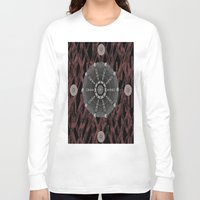 celtic Long Sleeve T-shirts featuring Celtic Pattern by Pepita Selles