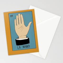 La Mano Card (Traditional) Stationery Cards