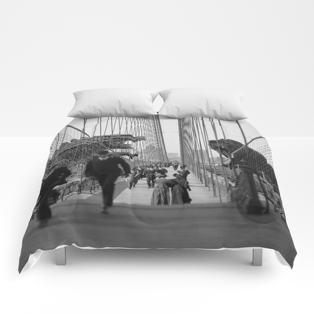 Old Time Godzilla Vs. King Kong Comforter by Taylor_holmes CMF6850196