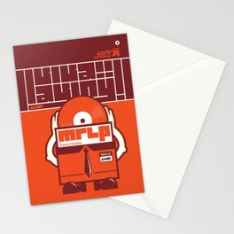 UNDO | Music to the people 09 Stationery Cards