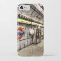 velvet underground iPhone & iPod Cases featuring Underground by David Pyatt