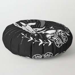 Witchy Woman Floor Pillow