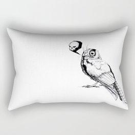 Owlet Nightjar Rectangular Pillow