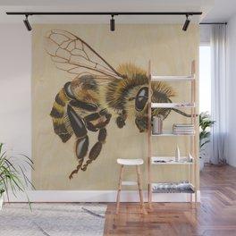 Bee VII (Artemesia) Wall Mural