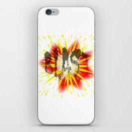 Comic Blast iPhone Skin