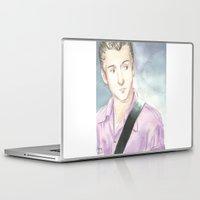 alex turner Laptop & iPad Skins featuring Alex Turner by SirScm