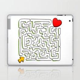 Secret love Laptop & iPad Skin